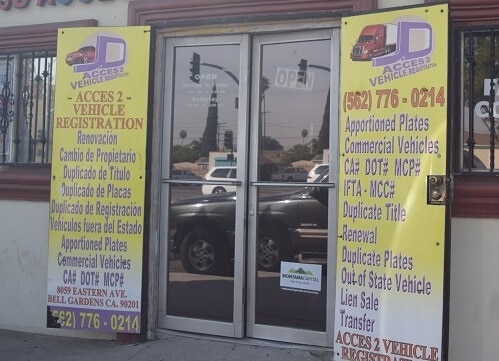 car title loans in Bell Gardens